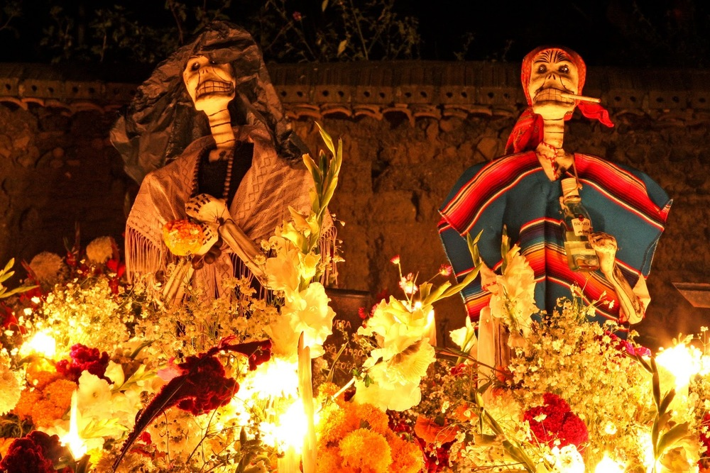 "Image from blogpost, ""Día de Muertos – Cozying up with Death in the Great White North"" by SURVIVOR@37"