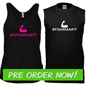 Imagine yourself looking super cute and sweaty in your #FISHMANFIT Activewear!