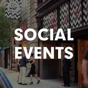 social events gallery - social events - birthday parties, anniversary parties, etc., at HELEN MILLS Event Space and Theater
