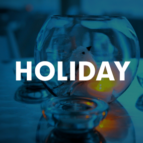 Holiday Parties Photo Gallery at HELEN MILLS Event Space & Theater