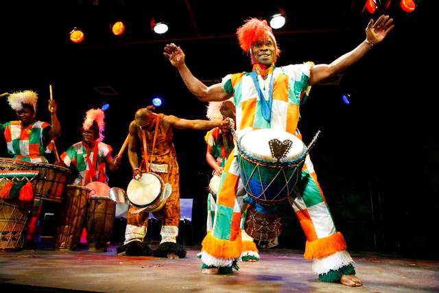 Vado Diomande Dance & Music Performance