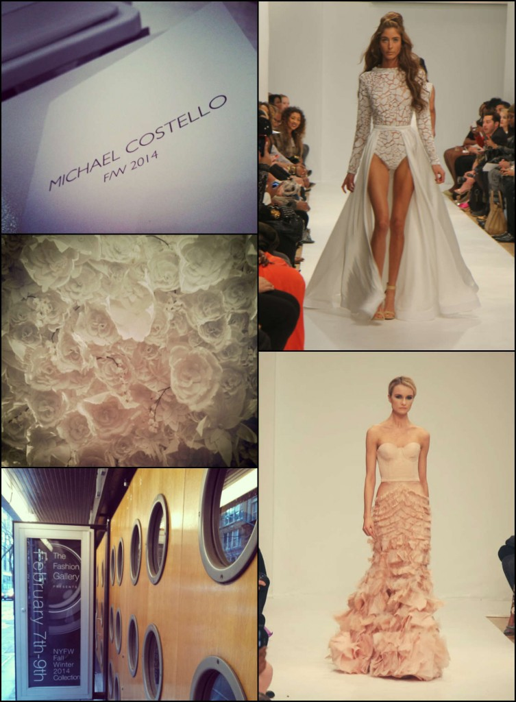 Fashion Week at HELEN MILLS - Michael Costello and Leanne Marshall