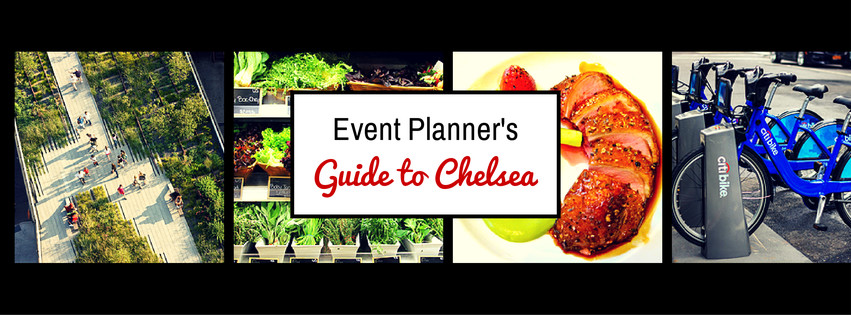 Event Planner's Guide to Chelsea