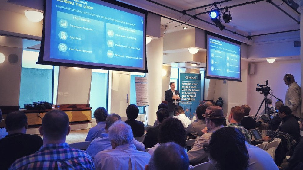Application Developers Alliance Event with Gimbal - Tech Event NYC