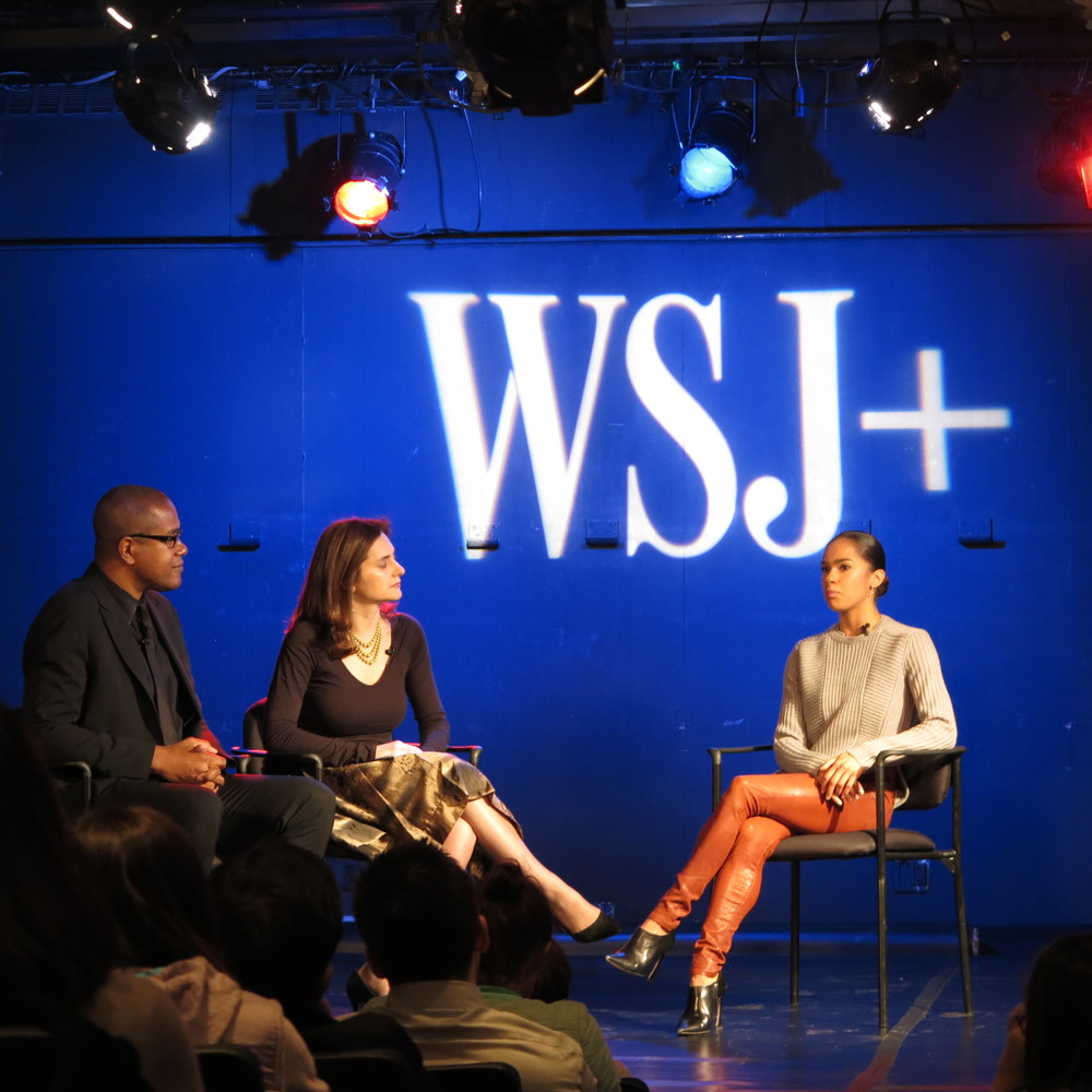 Ballet Dancer Misty Copeland performs at the HELEN MILLS Theater as part of the Wall Street Journal Plus event for Subscribers.