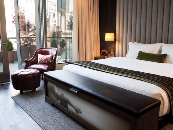 Room at Eventi hotel