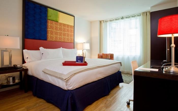 Room at Hotel Indigo Chelsea