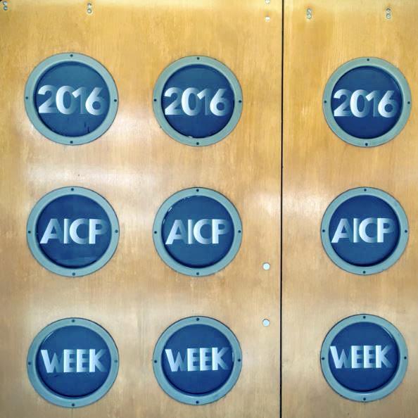 AICP signage