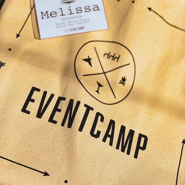 Our Director of Sales and Venue, Melissa, loaded up on insider event tips (and lots of swag)! @tripleseat . . . . #nashville #nyc #eventplanners #conference #eventconference #eventswag #swag #totebag #brandedswag #helenmills #chelsea #venue #eventtips #specialevents #newyork #eventvenue