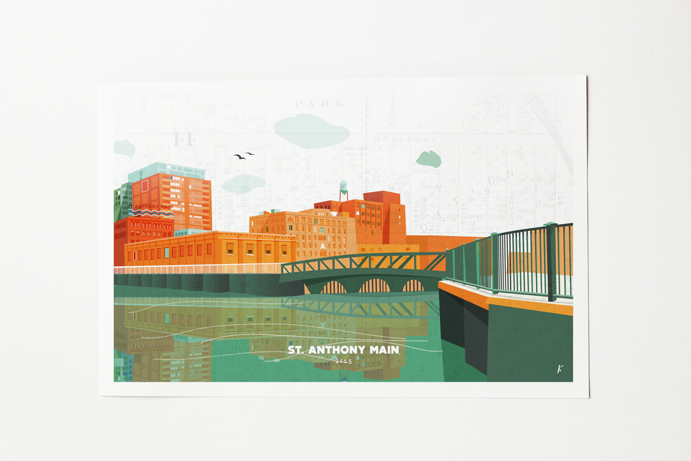 St. Anthony Main - $15
