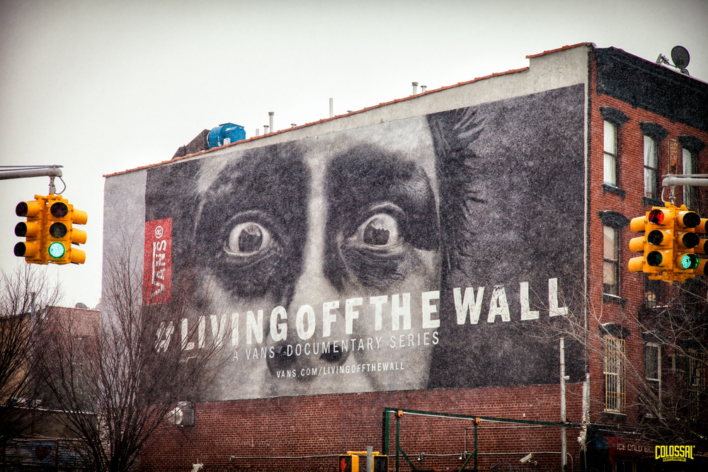 vans living off the wall campaign