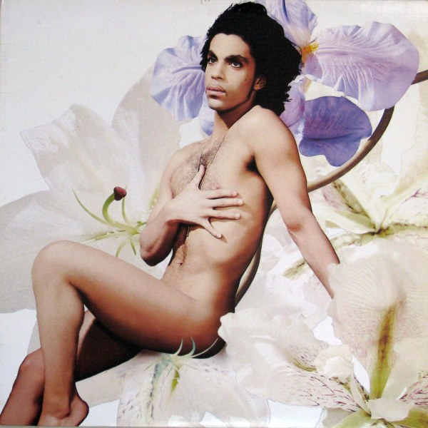 PRINCE - LOVESEXY (ALBUM COVER)