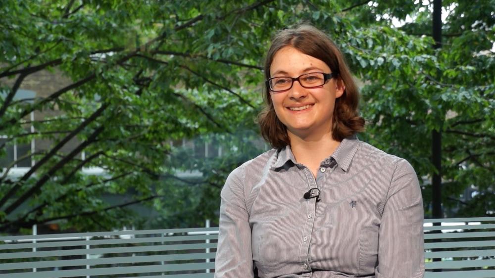 Franziska Schmucker, Graduate Engineer