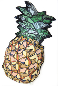 Silken Favours Pineapple cushion