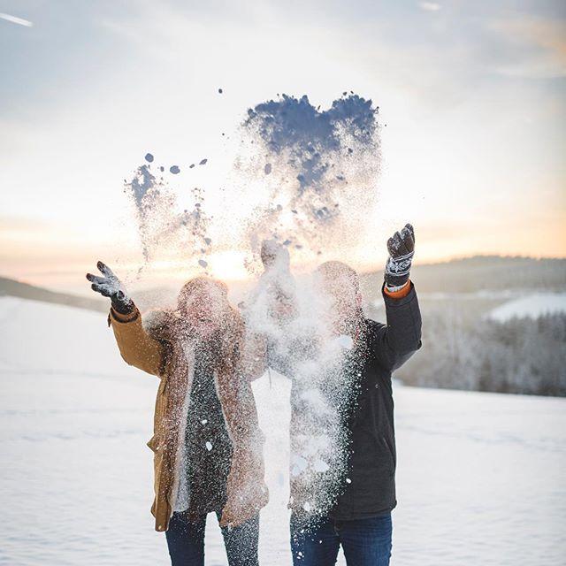 Frohes neues Jahr 🎉 #neuesjahrneuesglück #2018#hurrayyyy #liebe #hochzeit #wedding #love #schnee #neujahr #neujahrswünsche