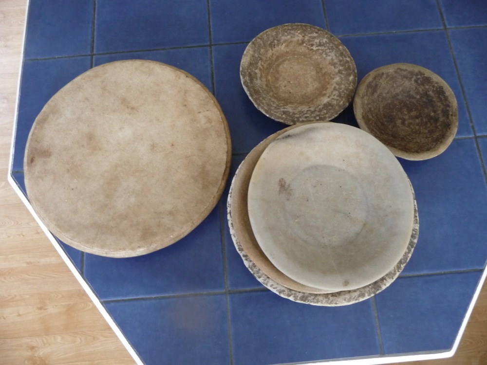 Stone dishes