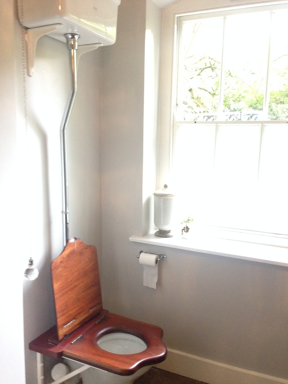 House 4 (Hampstead) - Bathroom