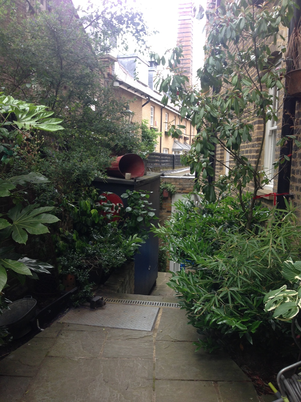 House 4 (Hampstead) - Garden