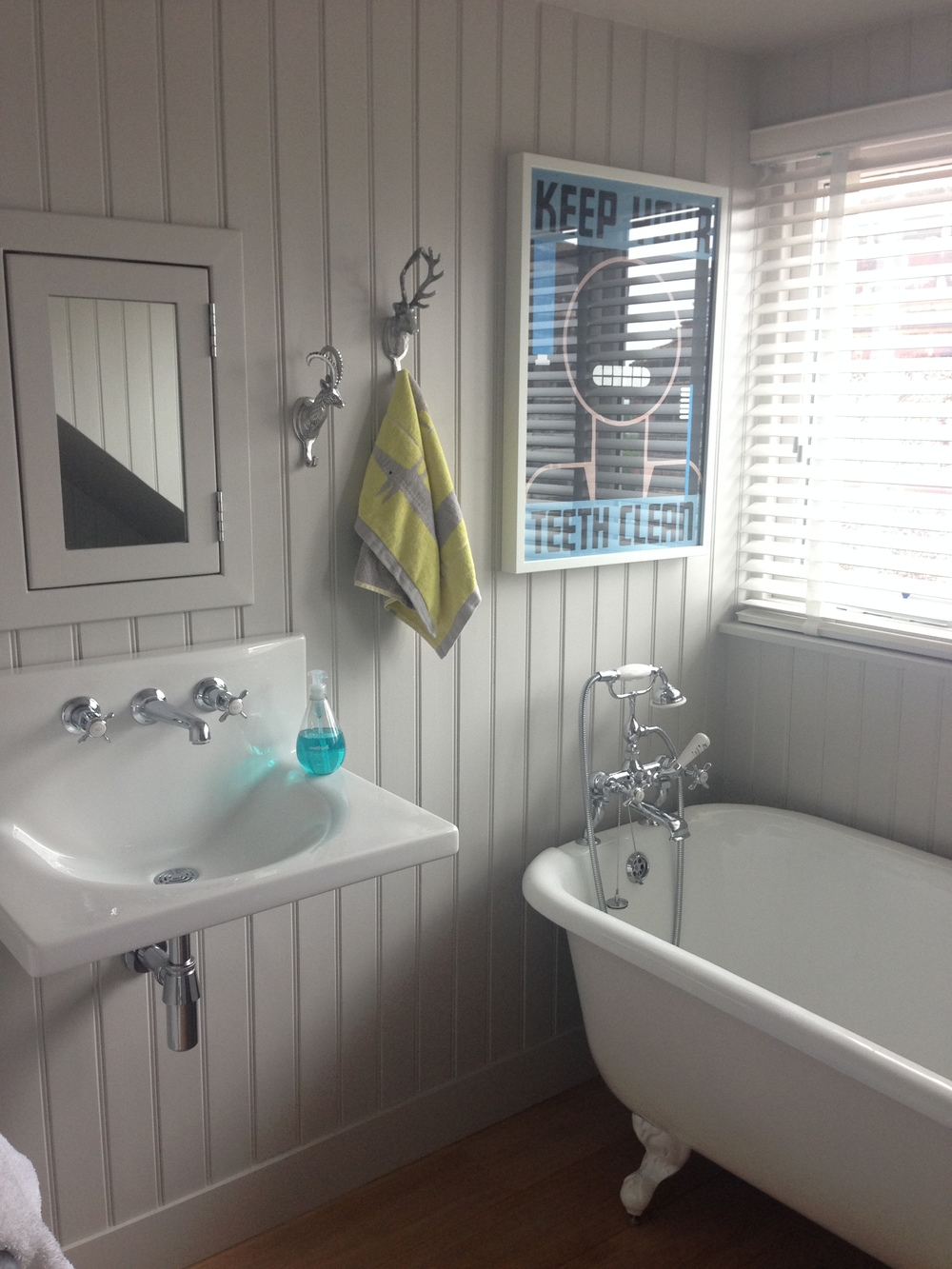House 5 - Child's Bathroom Converted Loft