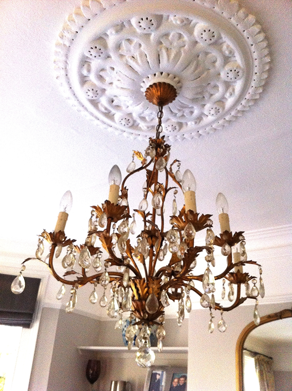 Hot tips for cleaning chandeliers angela bunt creative chandeliers seem to attract dust and spider webs or is that just an illusion i have tried all sorts of quick and easy methods of cleaning them eg arubaitofo Gallery