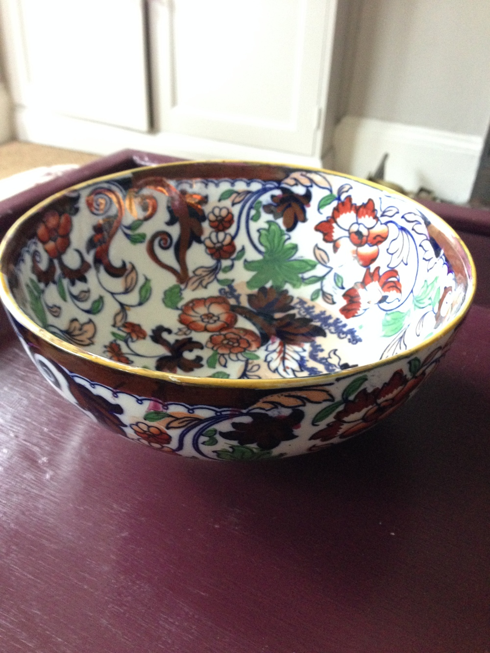 Beautiful vintage bowl I purchased