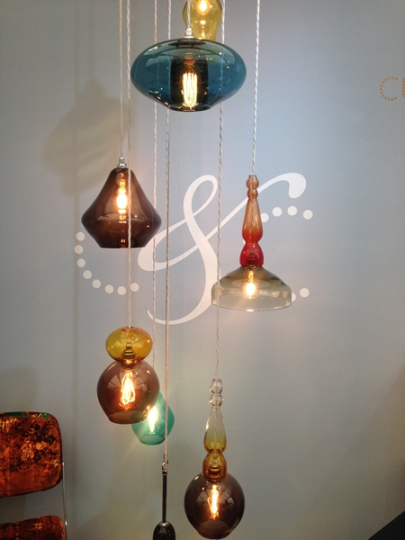 Curiousa & Curiousa beautiful pendant lights