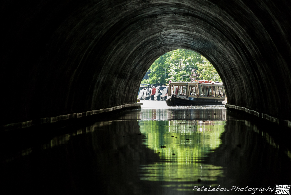 Camden Canal Boat Ride