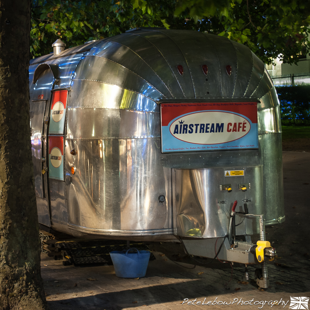 Night time? Airstream