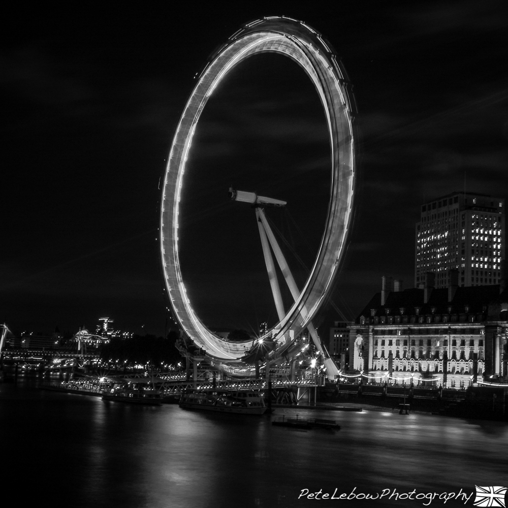 London Eye and GLC