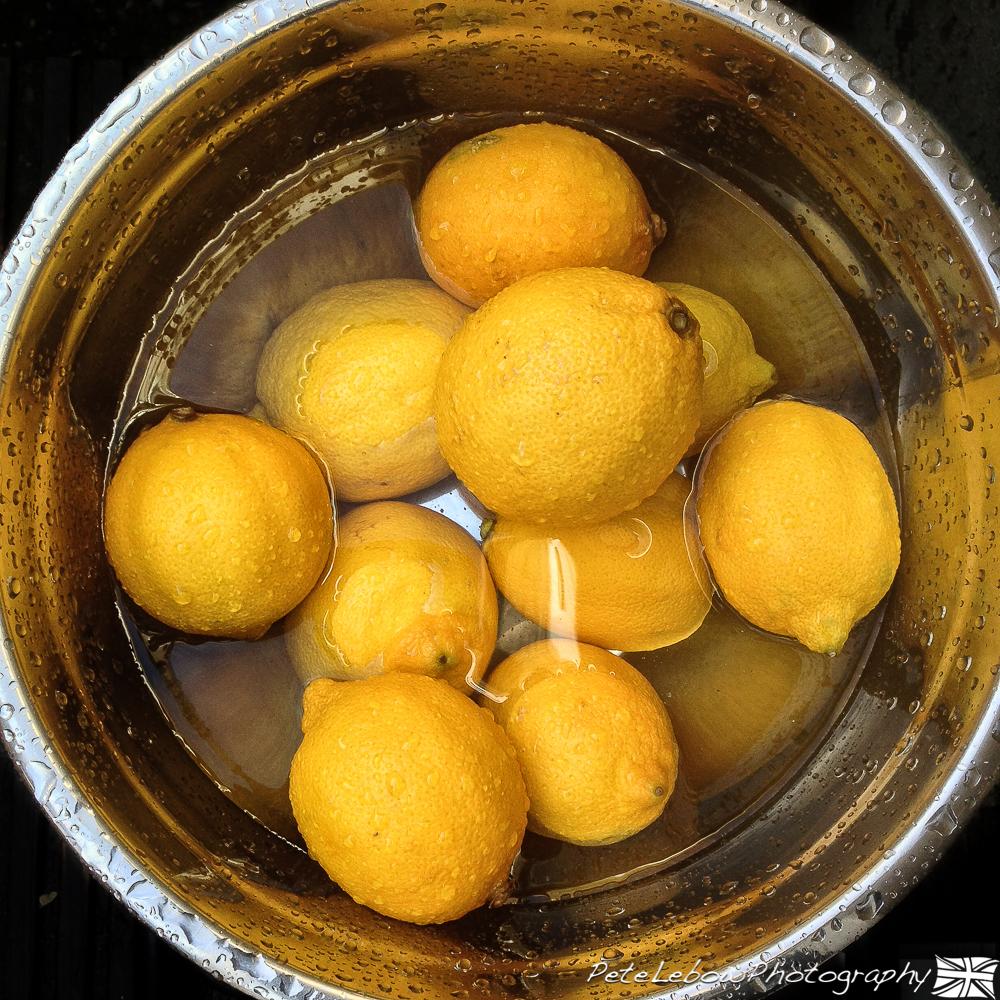 When Life gives you lemons........
