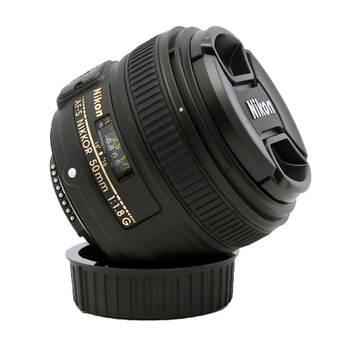 Nikon-Normal-AF-Nikkor-50mm-f-1.8G-Autofocus-Lens
