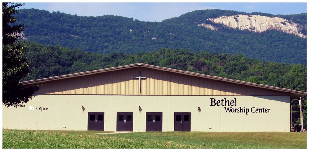 Bethel Worship Center - The Worship Center is an open-air building that offers a breathtaking view of Table Rock Mountain through its glass back wall. It can be used for worship services, receptions, concerts, etc..Max. Capacity: 1200-1500Rental Cost: $1150