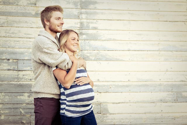 Sarah, Jesse & Baby Wildeman -7