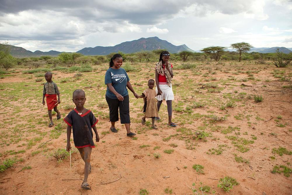 EXPANDING OPPORTUNITIES GIRLS RESCUE  (KENYA)