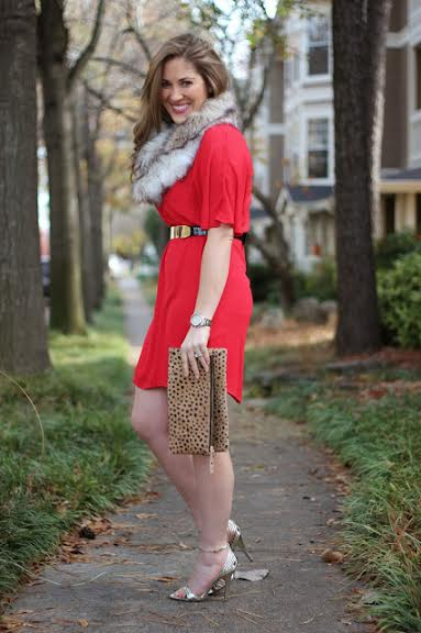 LAURA LEE BOSWELL CHRISTMAS OUTFIT