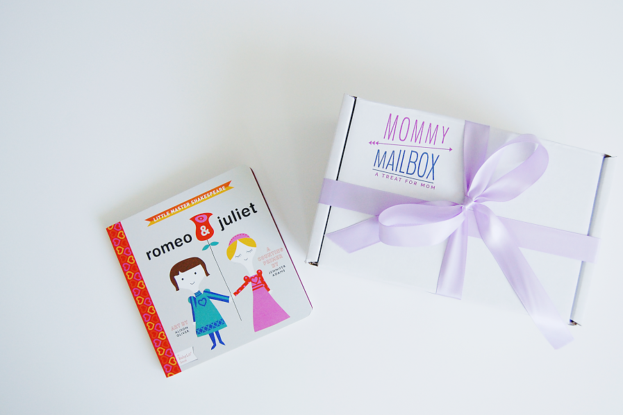 February Mommy Mailbox #mommymailbox #subscriptionbox #tubbytodd #andreafaulkner #thealisonshow #alisonfaulkner #babylitbooks