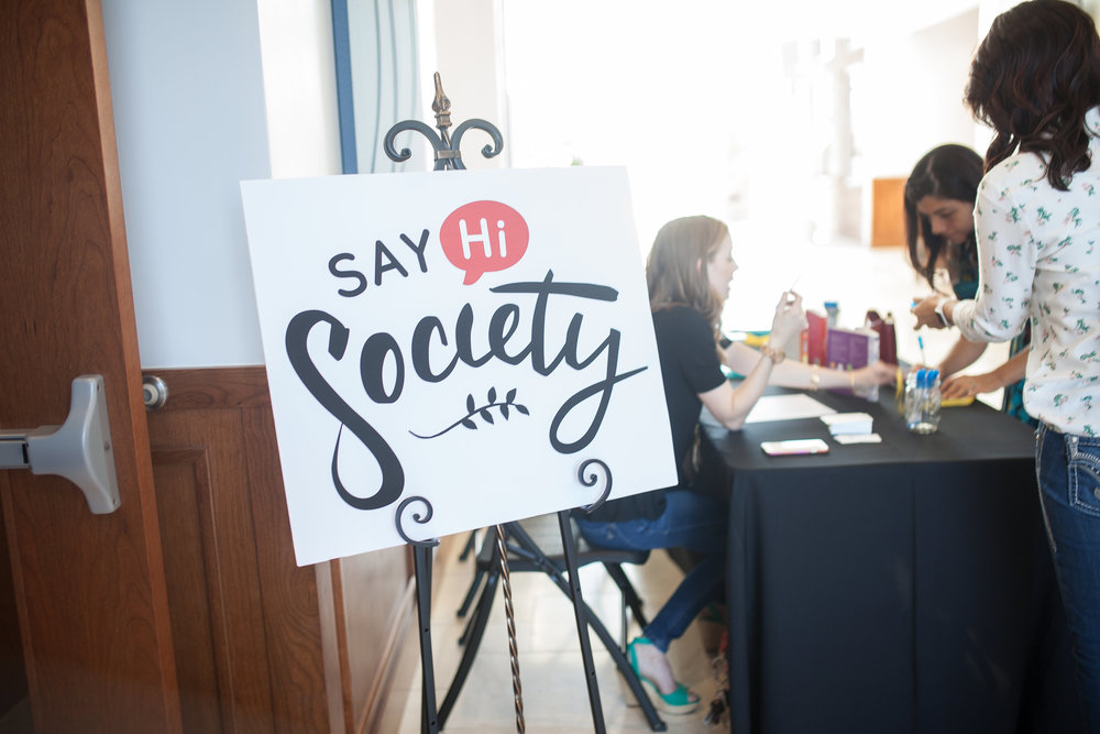 Collaborations tips from the SAY HI! Society Blogger Meet-Up Event