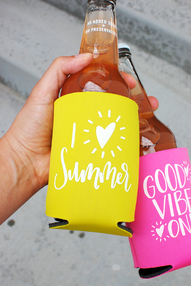 Mommy Mailbox: Summer Koozies