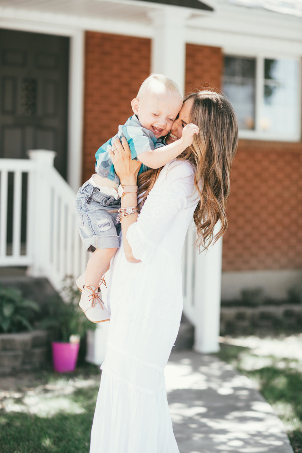 Moments with Moms: Dani Marie Krum