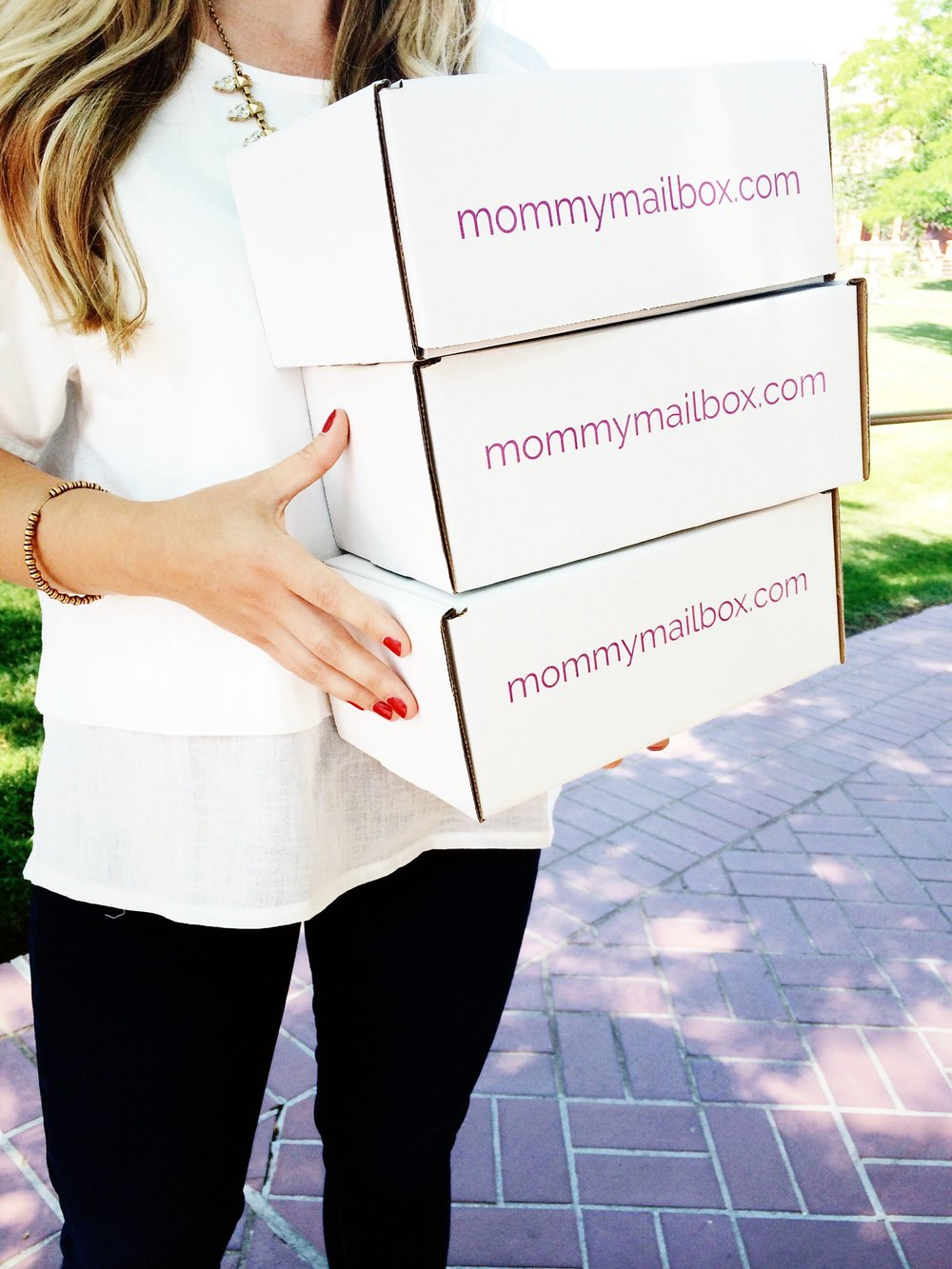 Ainsley Anderson | Mommy Mailbox
