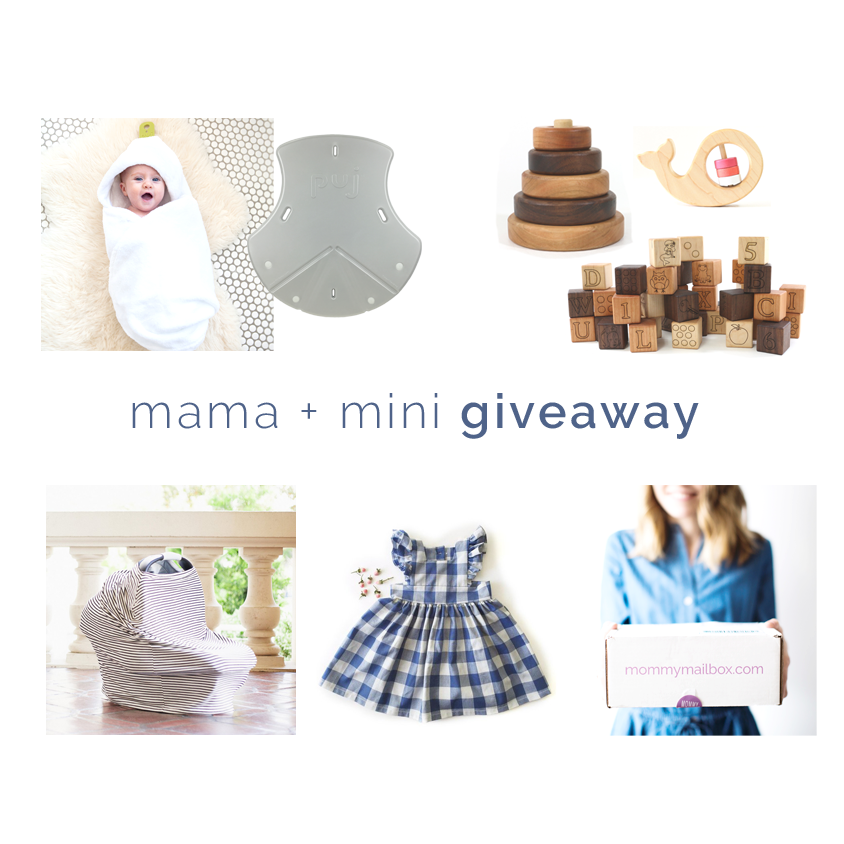 Baby Goodies Giveaway!