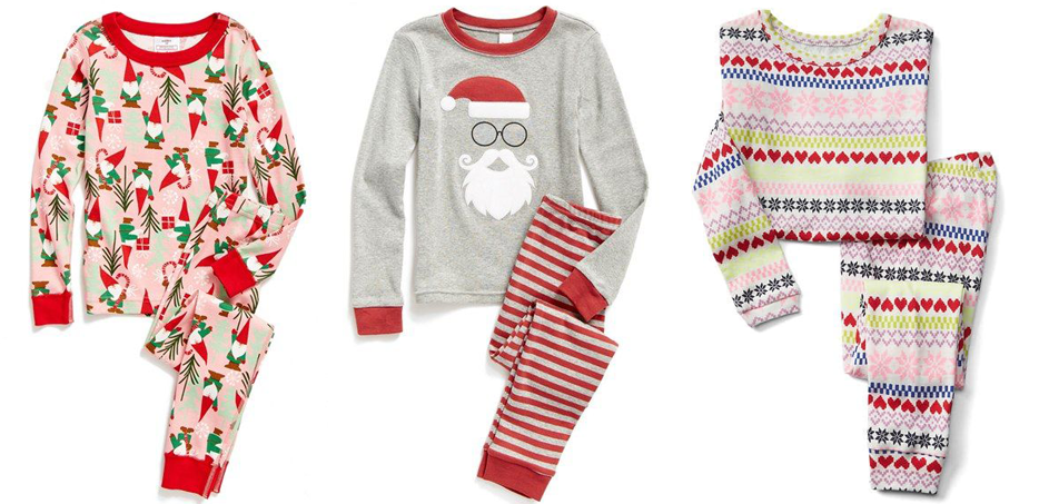 Christmas Pajamas For The Kids