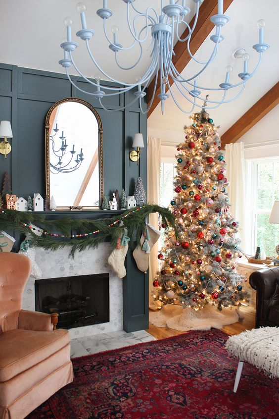 The White Buffalo Christmas Home Tour