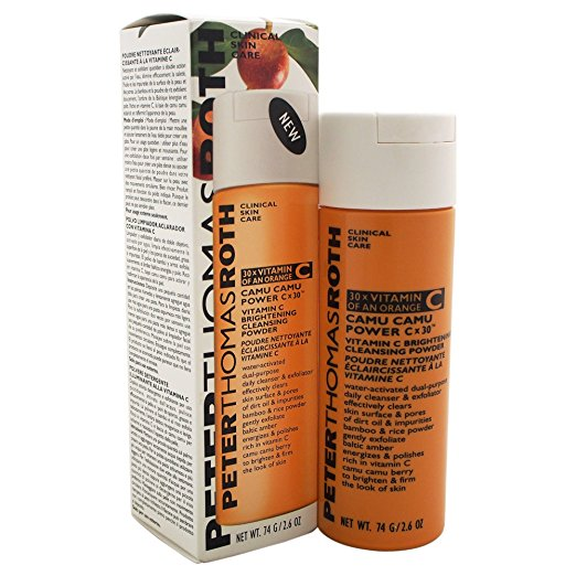 Peter Thomas Roth Camu Power Vitamin C Brightening Cleansing Powder