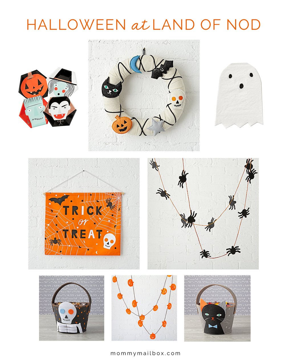 land of nod halloween