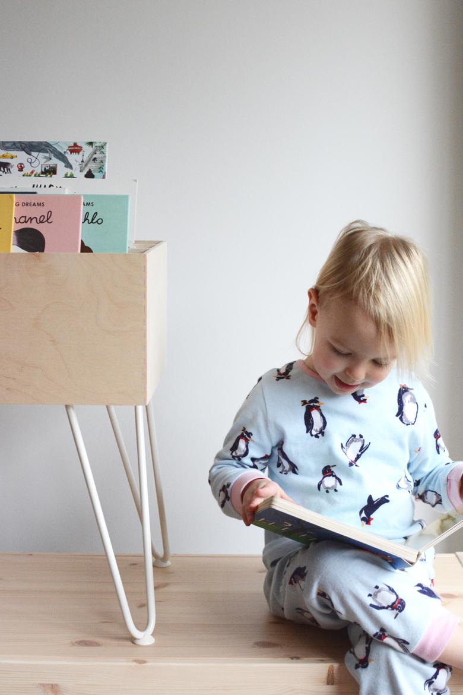 DIY IKEA Moppe Plywood Book Bin Storage The Hairpin Leg Co Weald Blog - 12.jpg