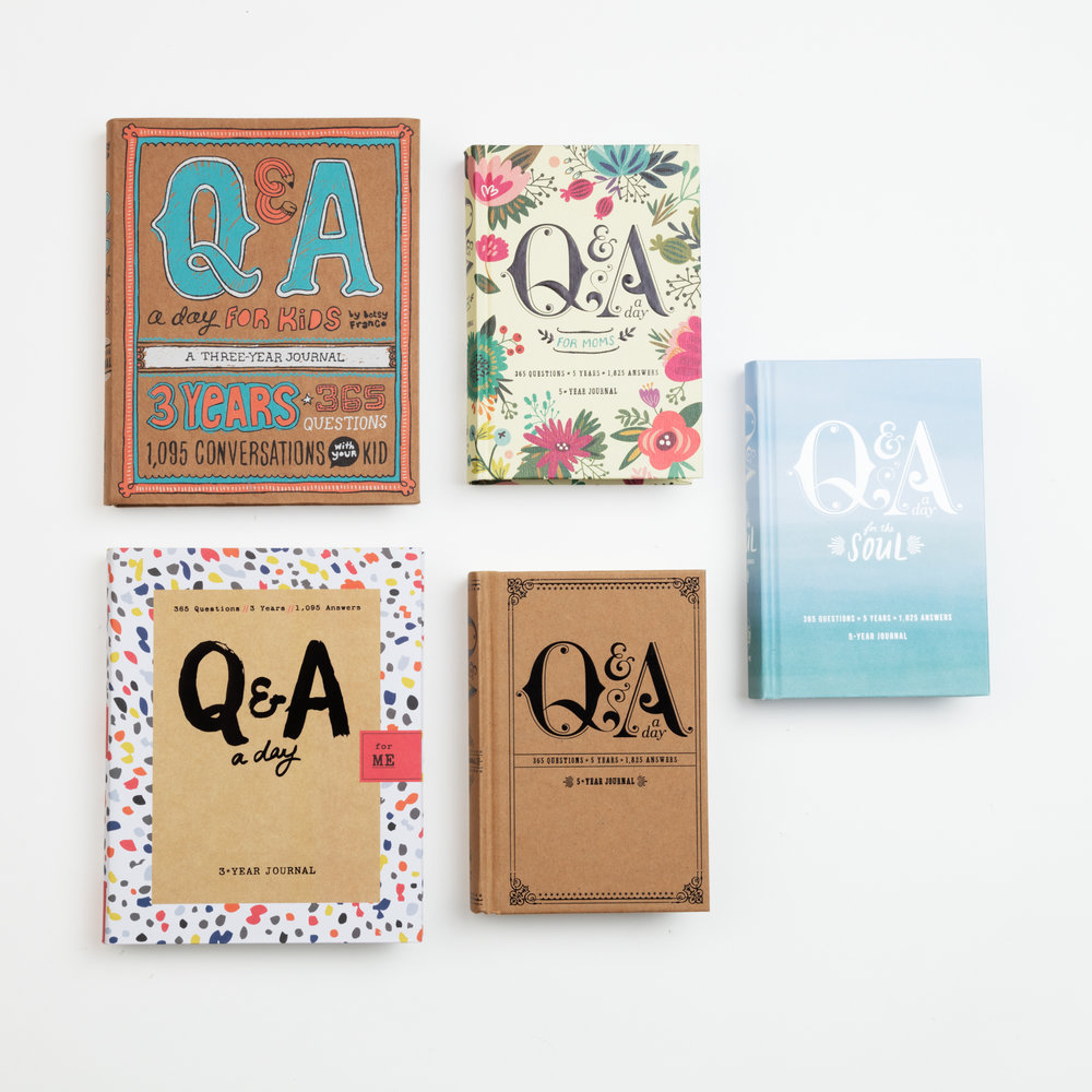 The latest edition of the Q & A a day series