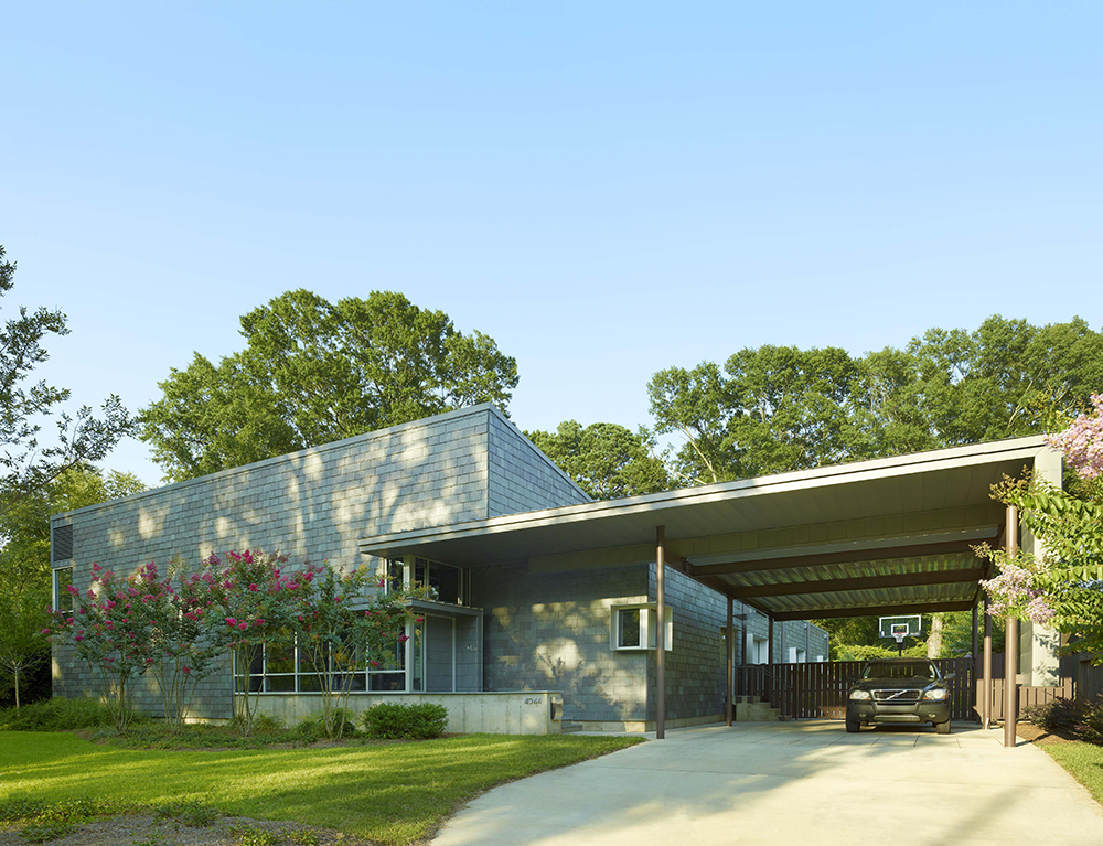Oak Ridge House. Jackson, Mississippi