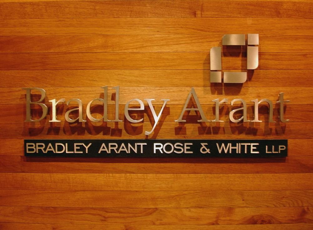 Bradley Arant Boult Cummings LLP Interior Renovation.  Jackson, Mississippi