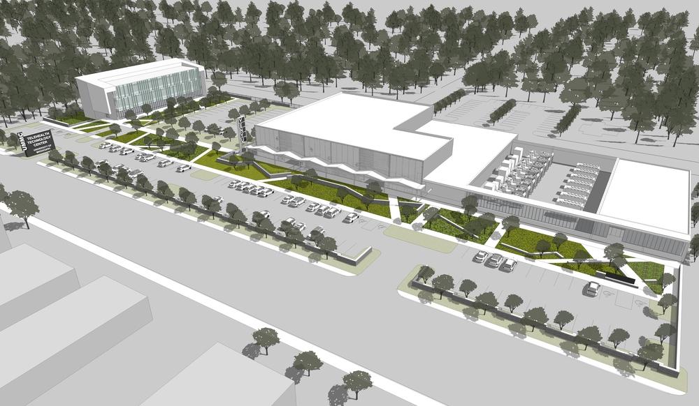 VENYU Technology Center. Jackson, Mississippi                Eldon Development Partner in NuMac